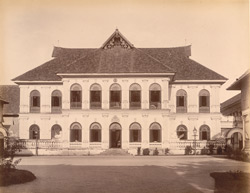 H.H. the Maha Raja's Palace [Trivandrum]